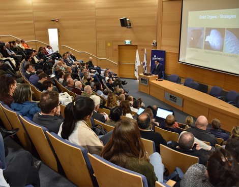 Seminar at Tel Aviv University January 16, 2019